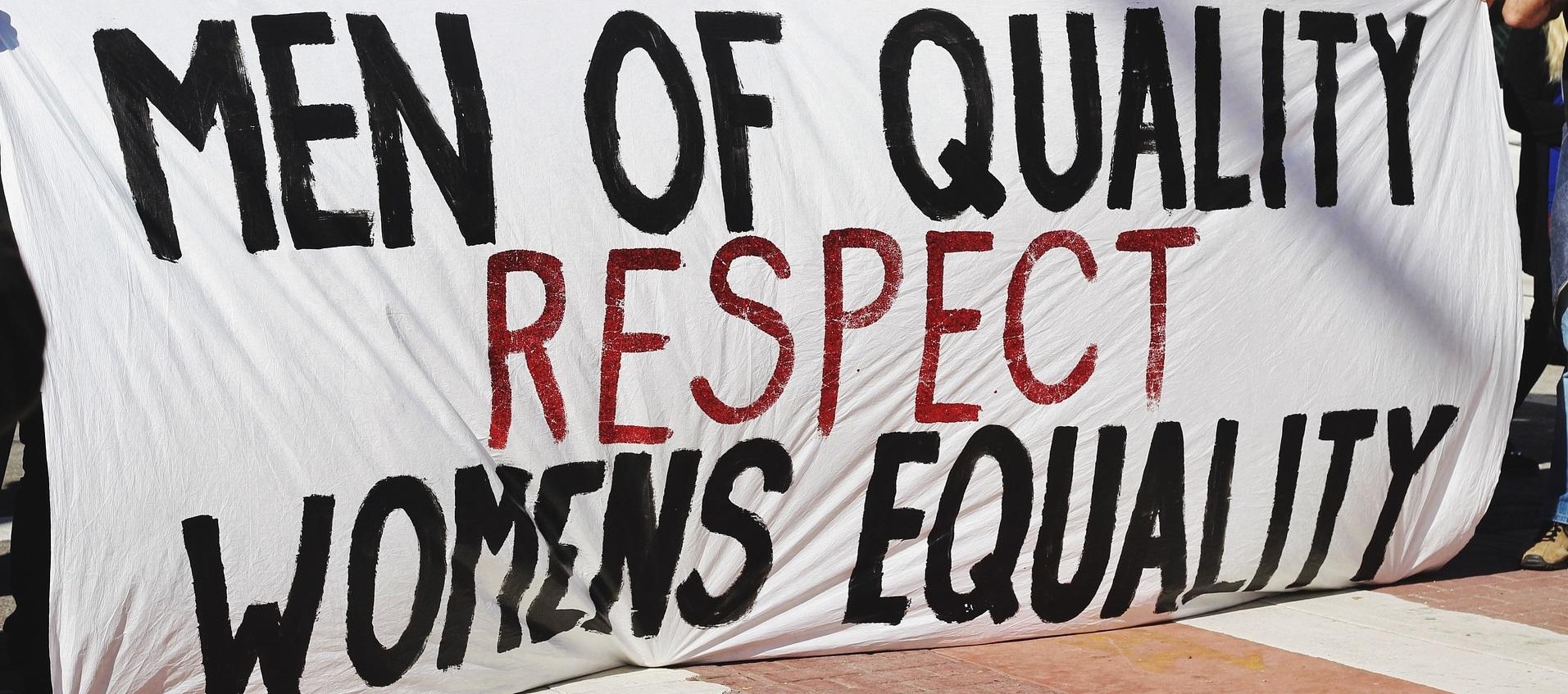 Vrouwen die geen rechter mogen worden…
